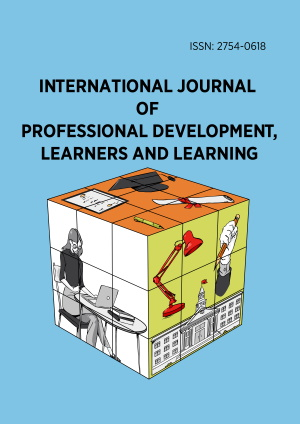 International Journal of Professional Development, Learners and Learning